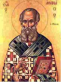 Athanasius and the Holy Trinity
