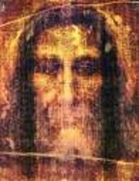Jesus' Face- Shroud of Turin