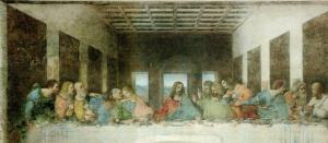 Da Vinci Code and the Last Supper