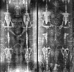 Resurrection of Jesus - Shroud Marks