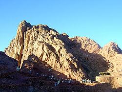 Mt Sinai Egypt