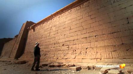 Wall - City of Ramses