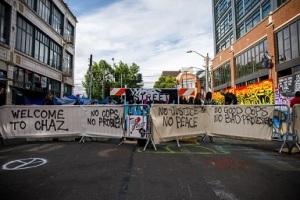 CHAZ - Seattle Autonomous Zone