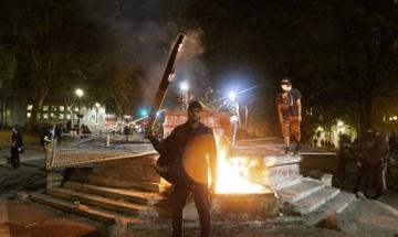 Portland Lawlessness