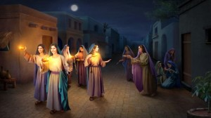 Parable of the 10 virgins